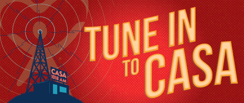2018 Texas CASA Conference: Tune In To CASA