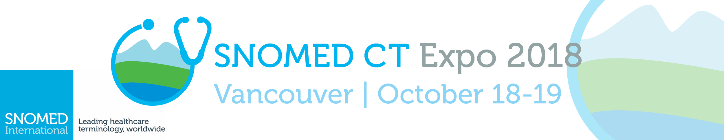 SNOMED International October Business Meetings & SNOMED CT Expo 2018