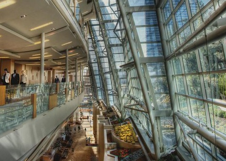 Smaller Aria Convention Center Photo