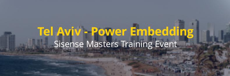 Tel Aviv - Power Embedding