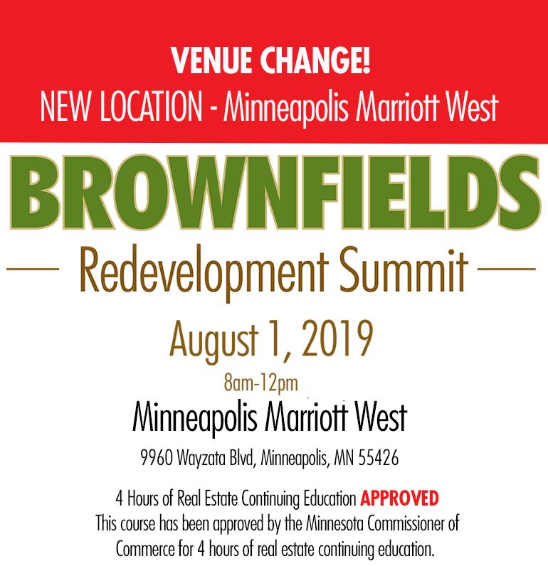 2019 Brownfields Redevelopment Summit