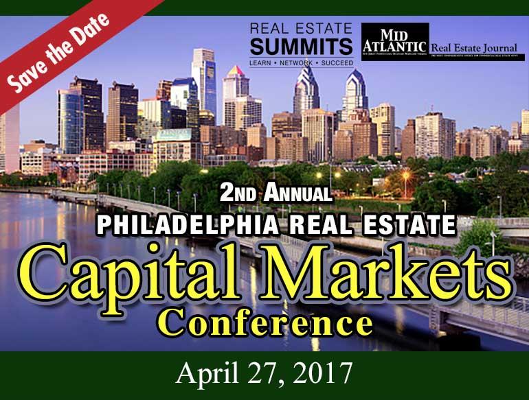 2nd Annual Philadelphia Real Estate Capital Markets Summit