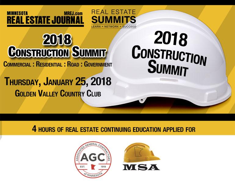 2018 Construction Summit