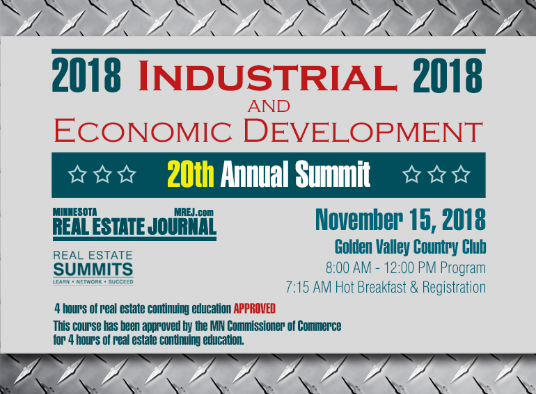 2018 Industrial & Economic Development Summit