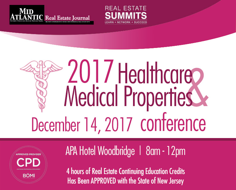 NJ Commercial Healthcare & Medical Properties Summit