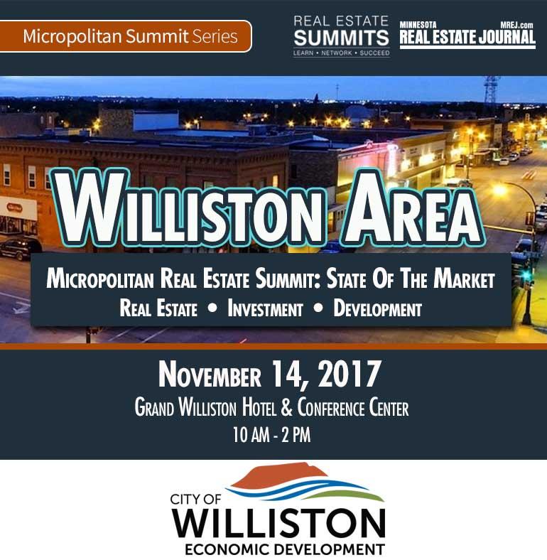 Williston Area Real Estate Summit: State Of The Market