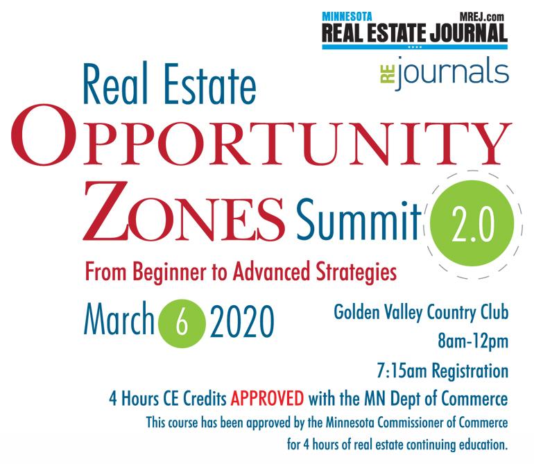 2020 Opportunity Zones Summit