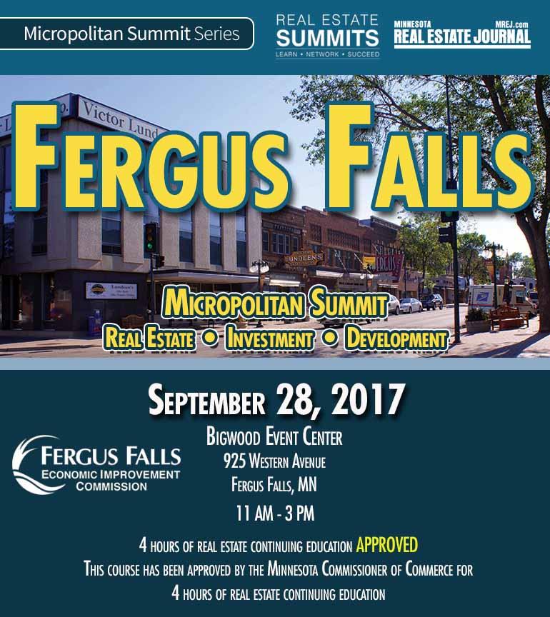 Fergus Falls Micropolitan Summit - In Fergus Falls