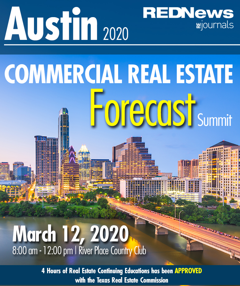 2020 Commercial Real Estate Forecast Summit - Austin
