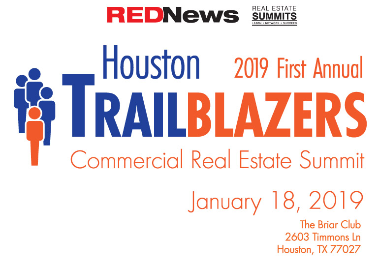 2019 Houston Commercial Real Estate Trailblazers Summit