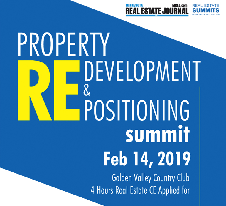 Redevelopment & Property Repositioning Summit