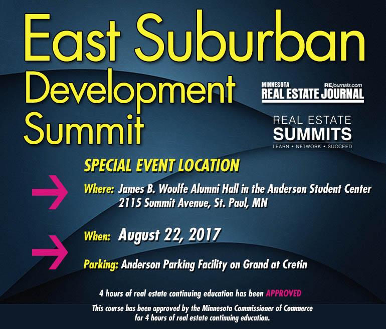 East Suburban Development Summit