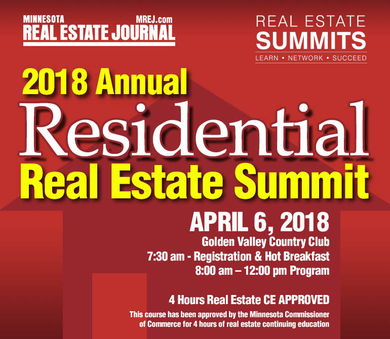 2018 Residential Real Estate Summit
