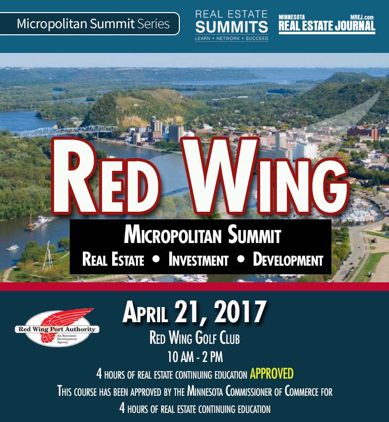 Red Wing Micropolitan Summit