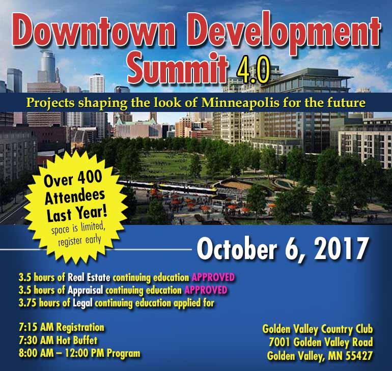 2017 Downtown Development Summit