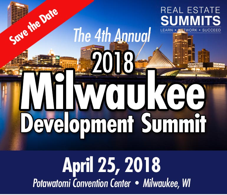 2018 Downtown Milwaukee Development Summit