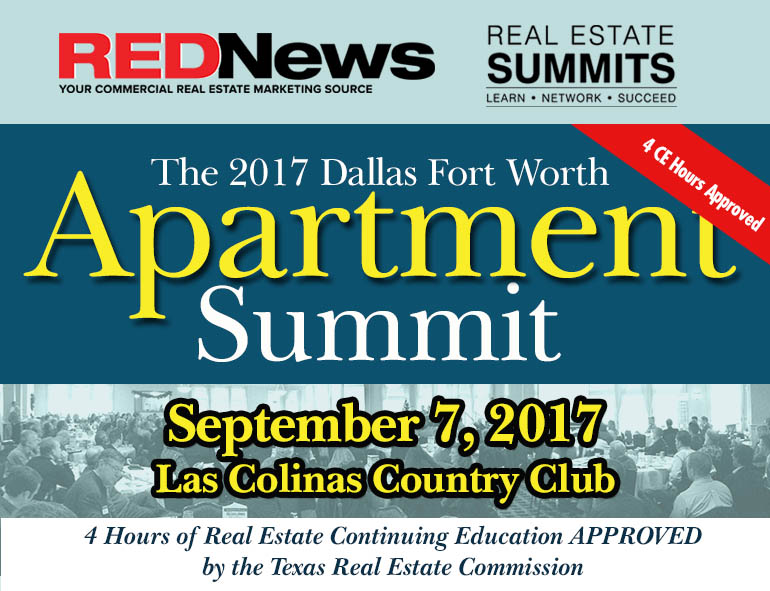 2017 Dallas Fort Worth Apartment Summit