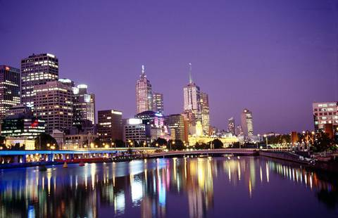 Melbourne Evening
