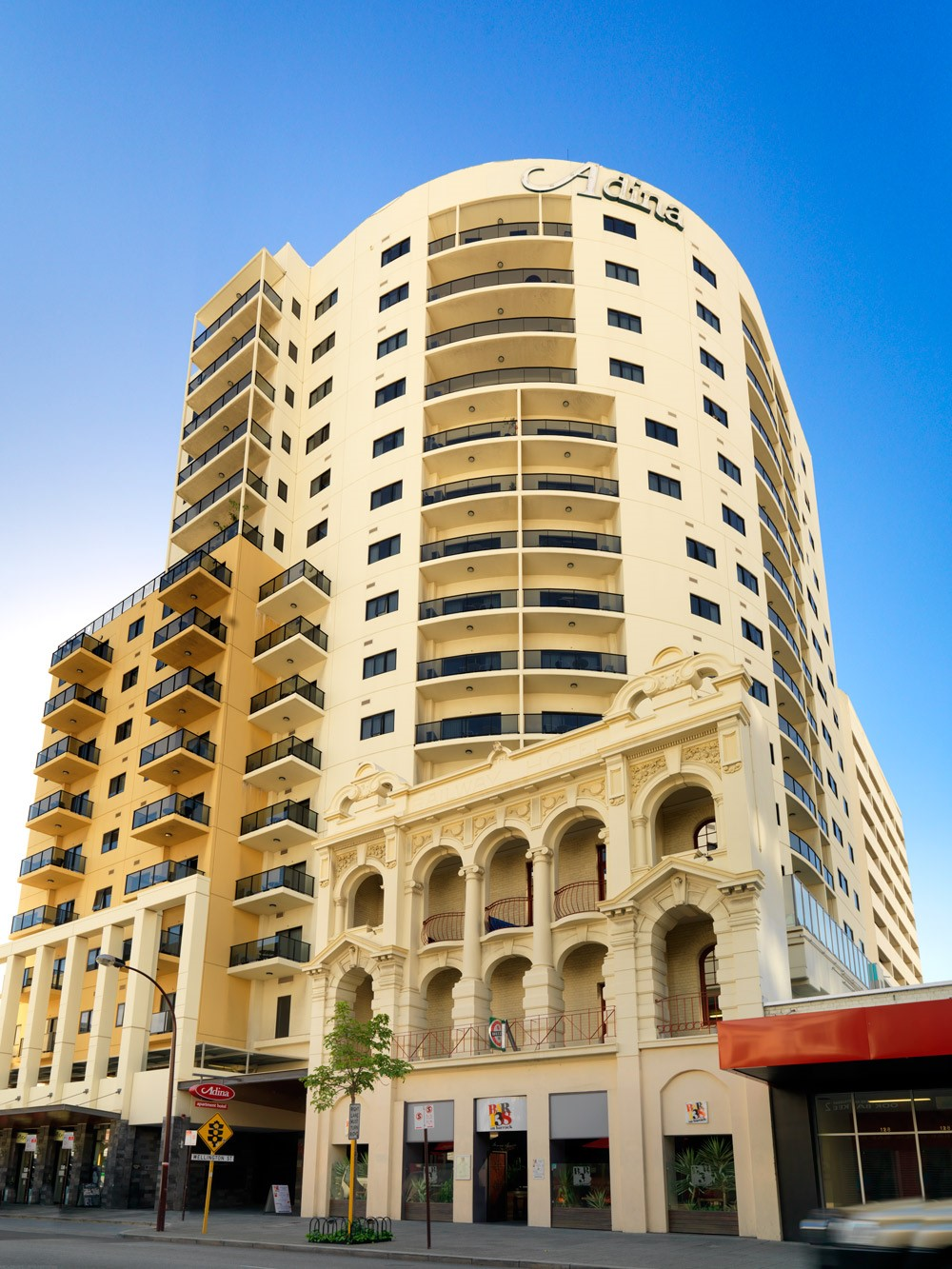 Adina Apartment Hotel Perth Barrack Plaza