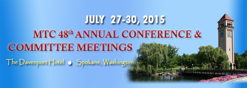 MTC 48th Annual Conference & Committee Meetings