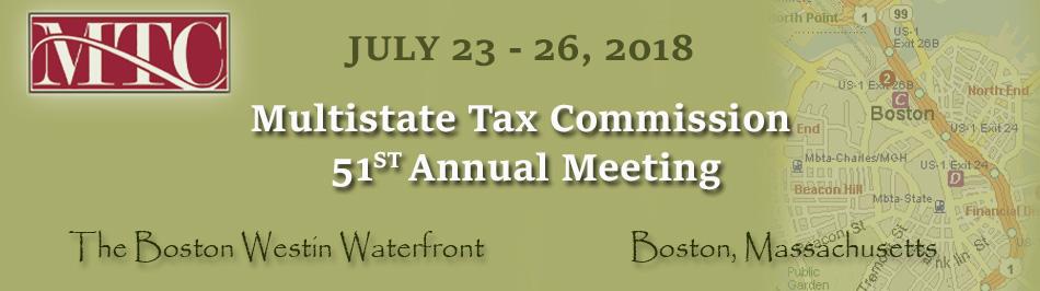 MTC 51st  Annual Meeting