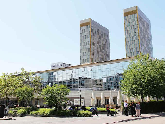 2 Novotel Luxembourg