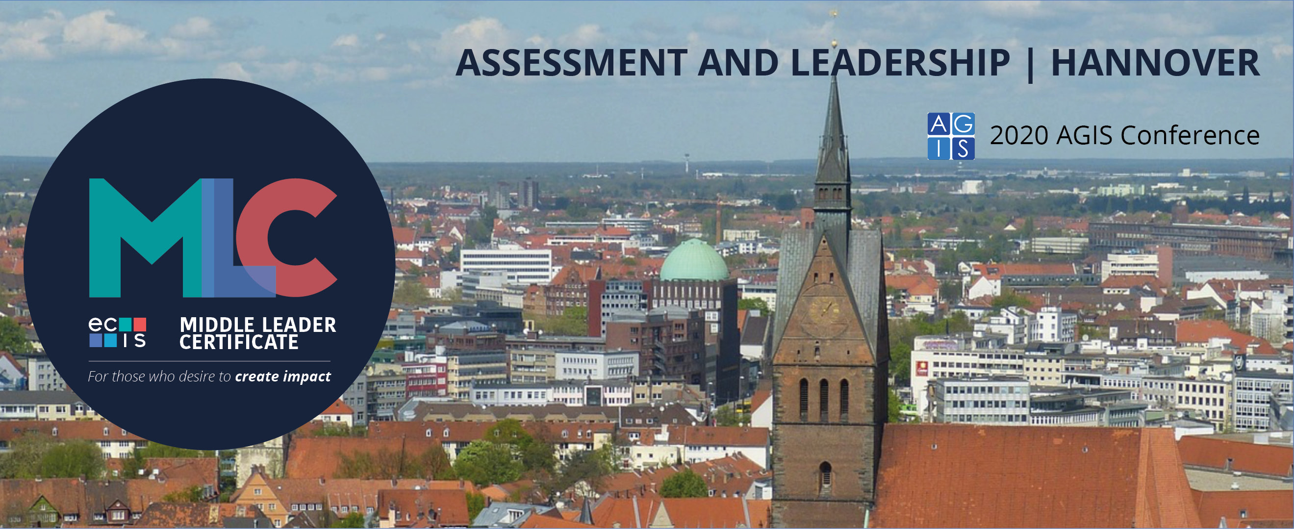 MLC - Assessment and Leadership - AGIS Conference 23 + 24 Jan