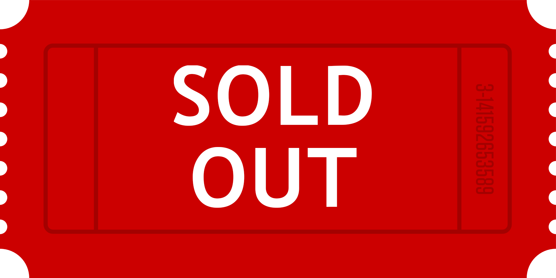 Tkts sold out