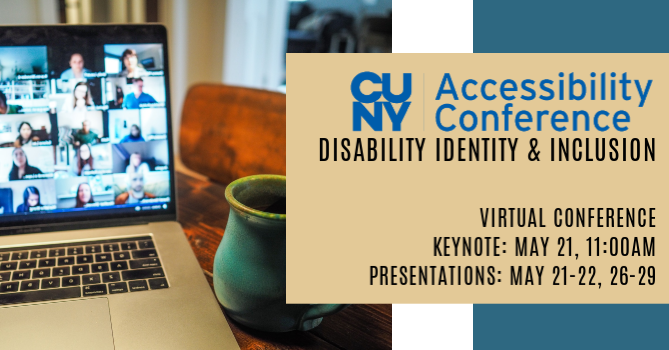 CUNY Accessibility Conference 2020
