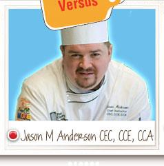 Jason M Anderson CEC, CCE, CCA