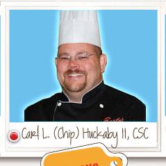 Carl L. (Chip) Huckaby II, CSC