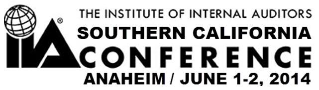 2014 IIA Southern California Conference
