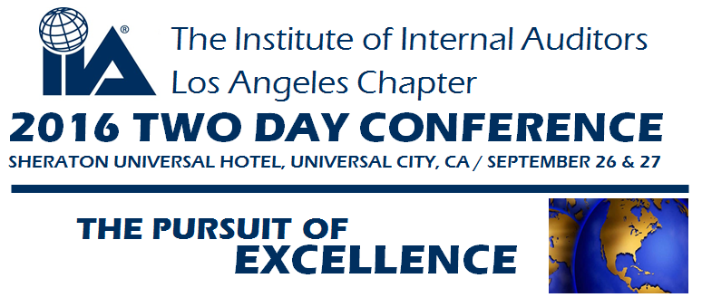 2016 Los Angeles Two Day Fall Conference: