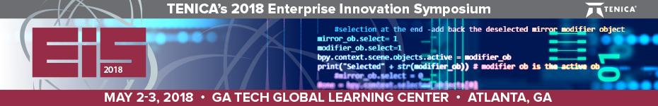TENICA's 2018 Enterprise Innovation Symposium