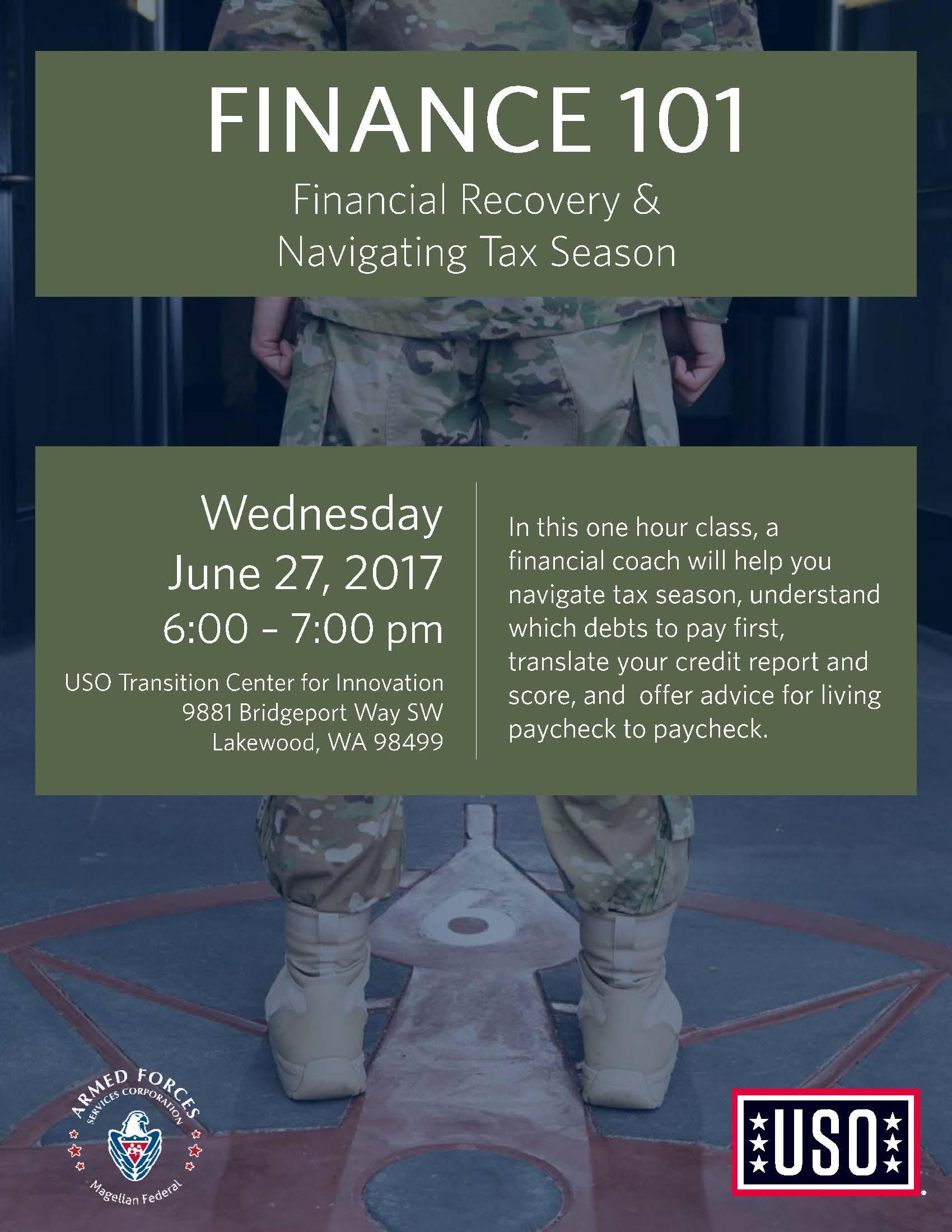 2017-06-27 Finance 101 NO LINK