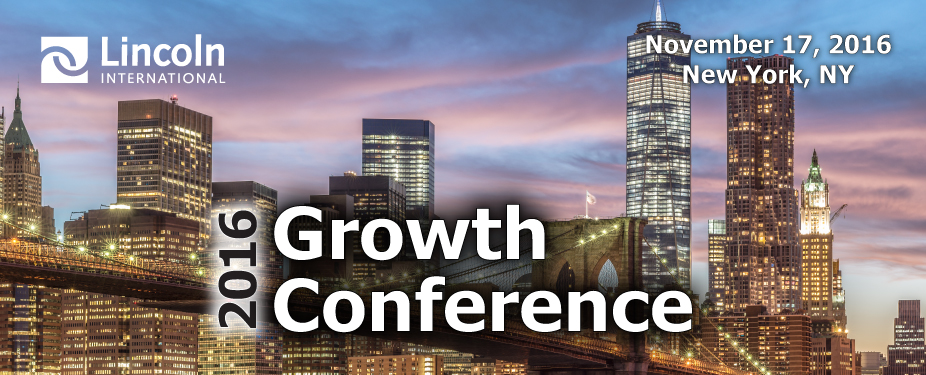 Lincoln International's Growth Conference