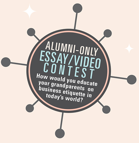 alumni contest cvent