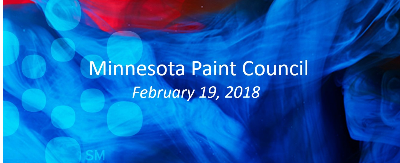2018 Winter Minnesota Paint Council