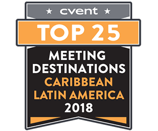 Cvent 2018 Top 25 CALA Meeting Destinations