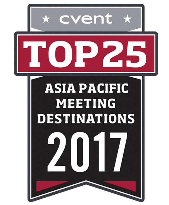 Cvent 2017 Top 25 APAC Destinations