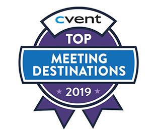 Cvent's Top Meeting Destinations 2019