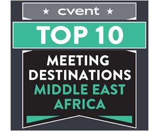 2018 Top 10 MEA Meeting Destinations