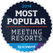 100 Most Popular Meeting Resorts 2014