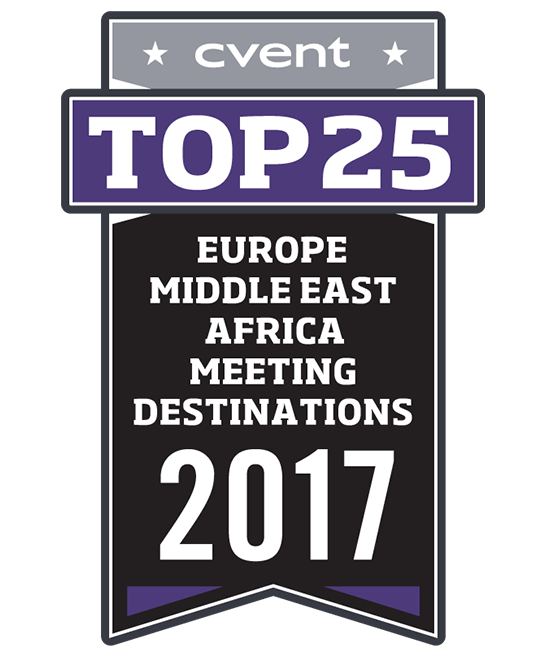 Cvent 2017 Top 25 EMEA Destinations