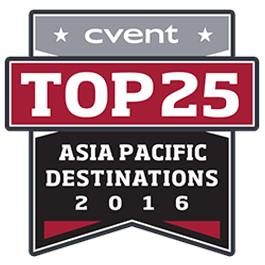 Cvent 2016 Top 25 APAC Destinations