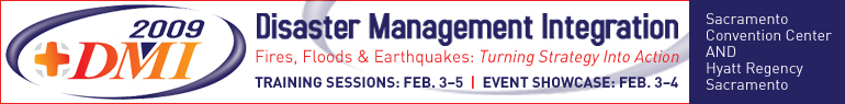 Disaster Management Integration 2009 (DMI)