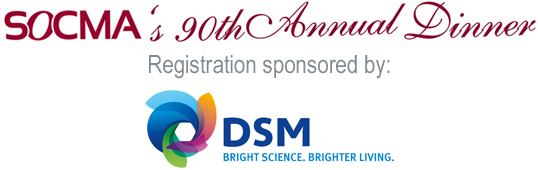 SOCMA's 90th Annual Dinner