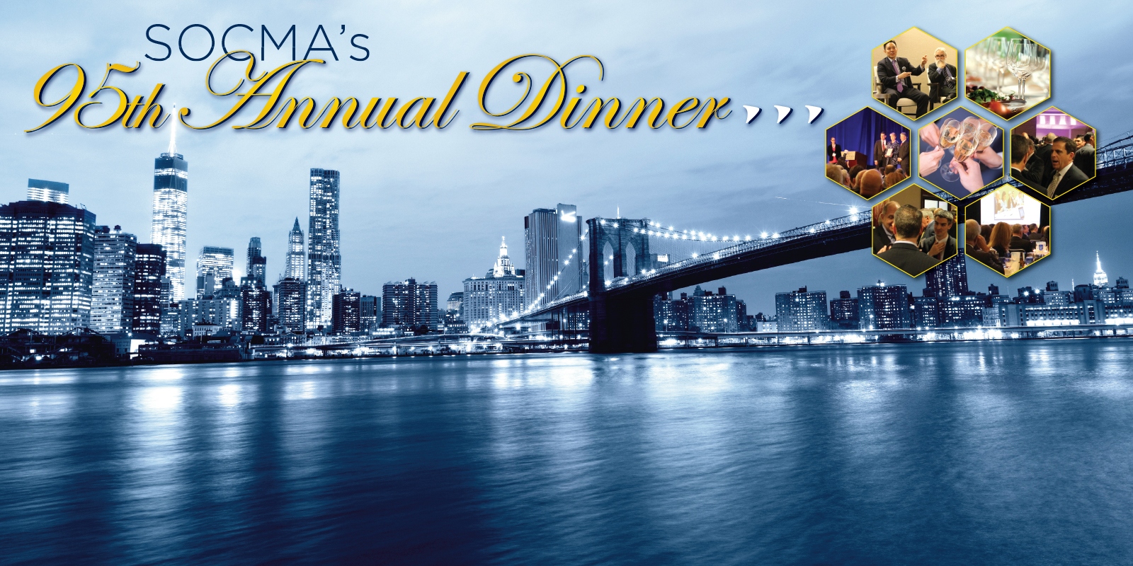SOCMA's 95th Annual Dinner