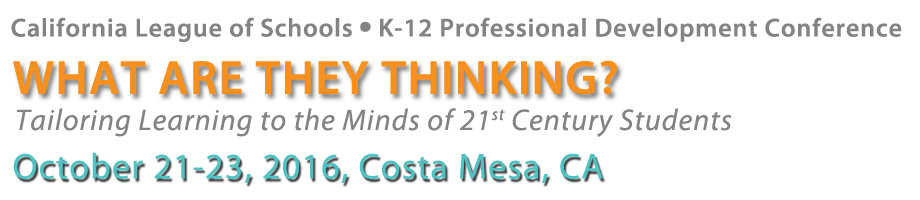 2016 CLS Fall Conference: What Are They Thinking?