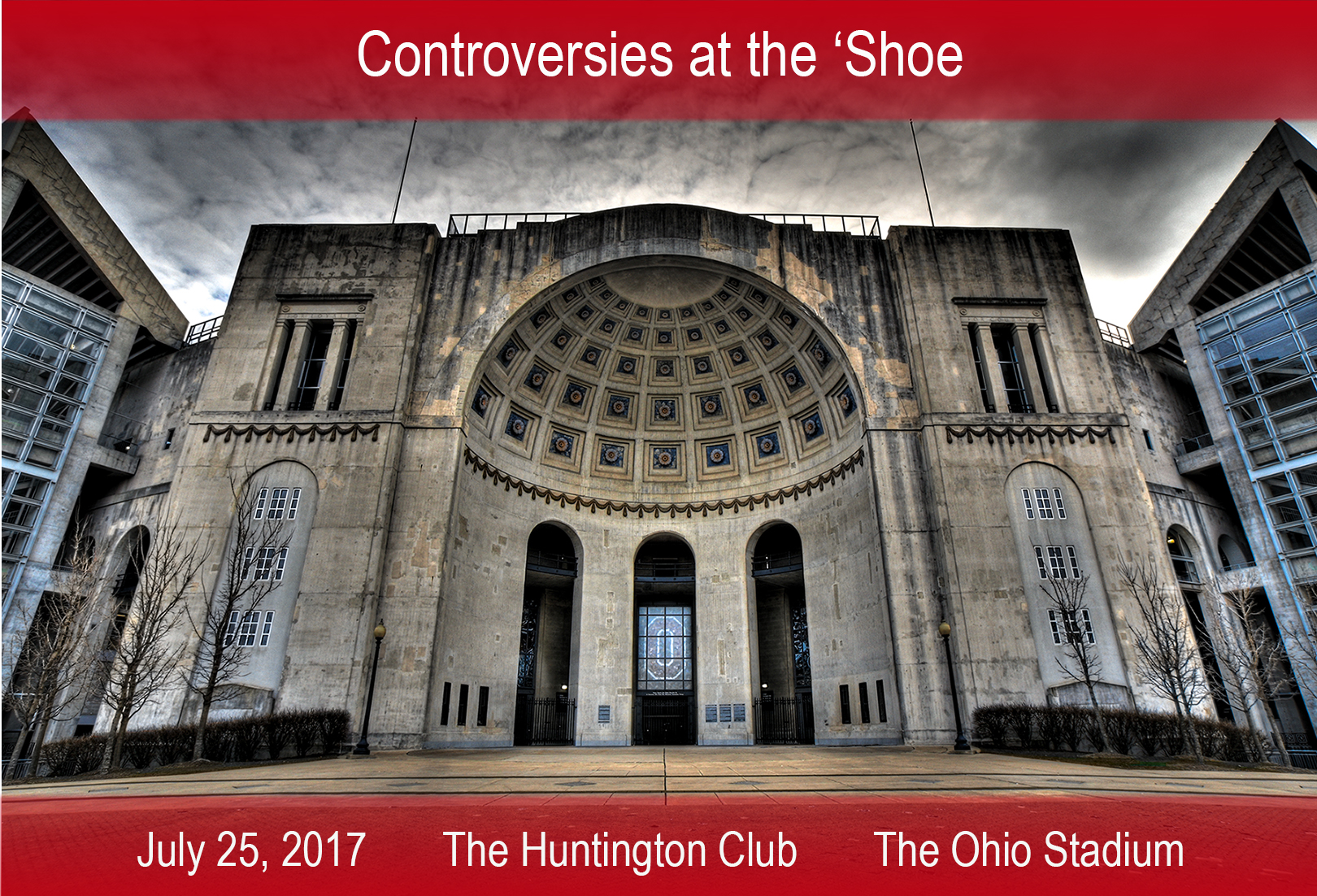 Controversies at the 'Shoe 2017
